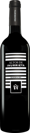 Inurrieta »Altos de Inurrieta« Reserva 2015