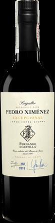 Fernando de Castilla »Singular« Pedro Ximénez - 0,375 L