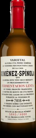 Ximénez Spínola Fermentacion Lenta 2016