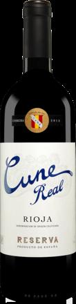 Cune Real Reserva 2015