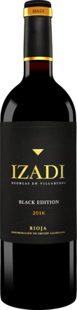 Izadi Crianza Black Edition 2016