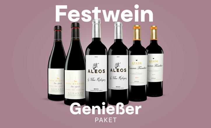 Festwein-Genießer-Paket
