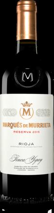 Murrieta Marqués de Murrieta Reserva 2015