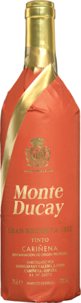 Monte Ducay Gran Reserva 2012