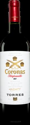 Torres Coronas Tempranillo 2017