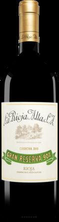 La Rioja Alta »904« - 1,5 L. Magnum Gran Reserva 2010