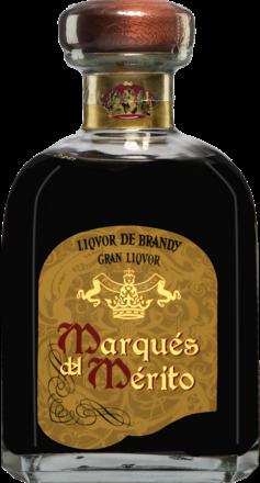 Licor de Brandy Marqués del Mérito