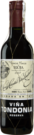 Tondonia »Viña Tondonia« Tinto - 0,375 L. Reserva 2007