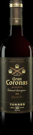 Torres »Gran Coronas« Reserva 2016