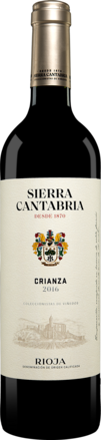 Sierra Cantabria Crianza 2016