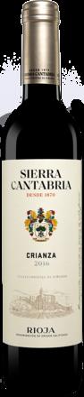 Sierra Cantabria - 0,5 L. Crianza 2016