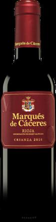 Caceres Marqués de Cáceres - 0,375 L. Crianza 2016