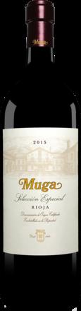 Muga Seleccion Especial - 3,0 L. Doppelmagnum Reserva Especial 2015