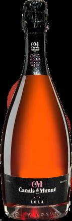 Canals & Munné Cava »Lola« Rosé Pinot Noir Reserva Brut 2017