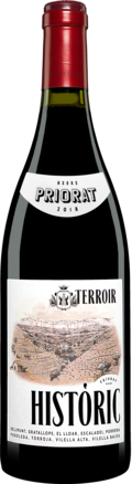 Terroir al Limit Históric Negre 2018