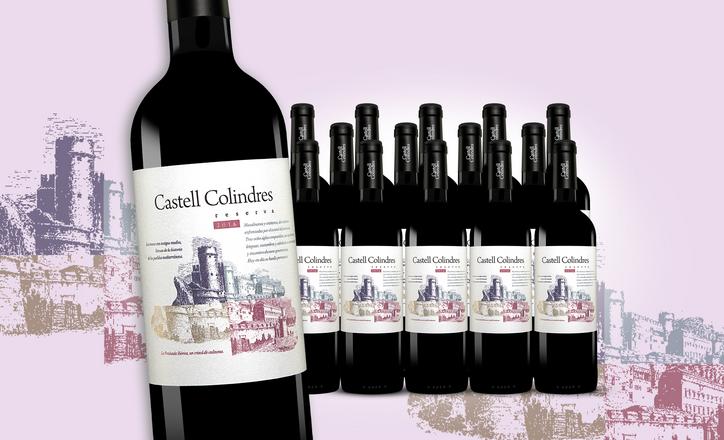 Castell Colindres Reserva 2016 Reserva