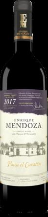 Enrique Mendoza »Finca El Curatón« 2017