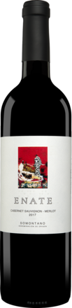 Enate Tinto Cabernet Sauvignon-Merlot 2017