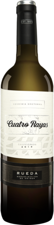 Cuatro Rayas Sauvignon Blanc 2019