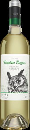 Cuatro Rayas Verdejo Organic 2019