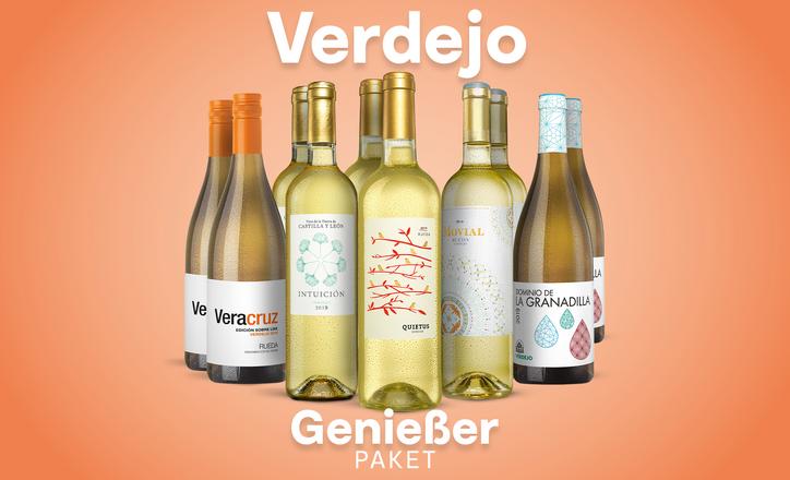 Verdejo-Genießer-Paket