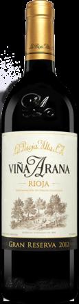La Rioja Alta »Viña Arana« Gran Reserva 2012