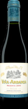 La Rioja Alta »Viña Ardanza« -  0,375 L. Reserva Especial 2010