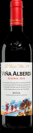 La Rioja Alta »Viña Alberdi« Reserva 2015