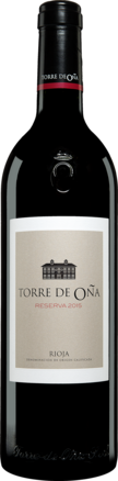 La Rioja Alta »Torre de Oña« Reserva 2015