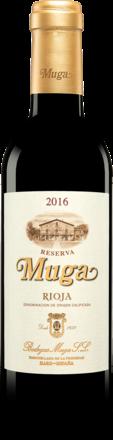 Muga - 0,375 L. Reserva 2016