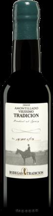 Tradición Amontillado Viejisimo - 0,375L.