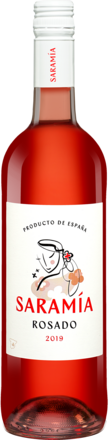 Saramía Rosado 2019