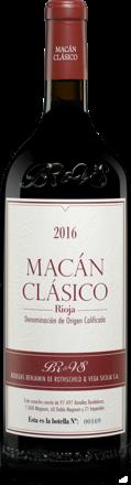 Vega Sicilia »Macán Clásico« - 1,5 L. Magnum 2016