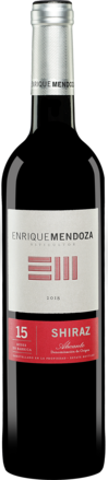 Enrique Mendoza Shiraz 2018