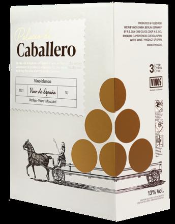 Palacio de Caballero Blanco - 3,0 Liter BiB