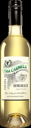 Casa Carmela Blanco Semi-Dulce 2019