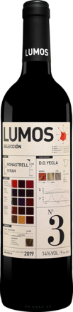Lumos No.3 Monastrell-Shiraz 2019