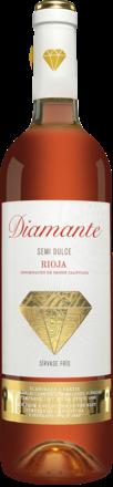 Diamante Semi-Dulce Rosado 2019