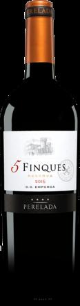 Perelada »5 Fincas« Reserva 2016