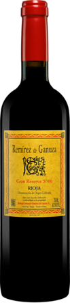 Remírez de Ganuza Gran Reserva 2010