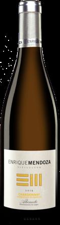 Enrique Mendoza Chardonnay Fermentado en Barrica 2019