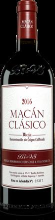 Vega Sicilia »Macán Clásico« 2016