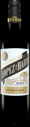Hacienda López de Haro Crianza 2017
