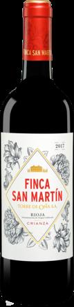 La Rioja Alta »Finca San Martín« Crianza 2017