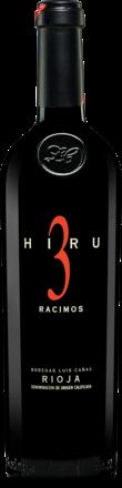 Luis Cañas »Hiru 3 Racimos« Reserva 2010