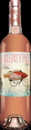 Bicicletas y Peces Tempranillo Rosado 2019