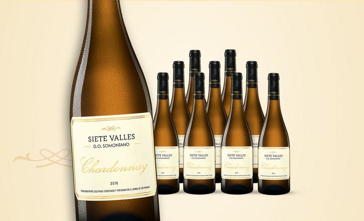 Siete Valles Chardonnay 2019