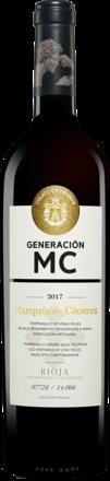 Marqués de Cáceres »MC« Reserva 2017