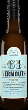 Cuatro Rayas 61 Vermouth