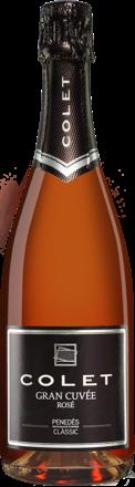 Colet Gran Cuvée Rosé